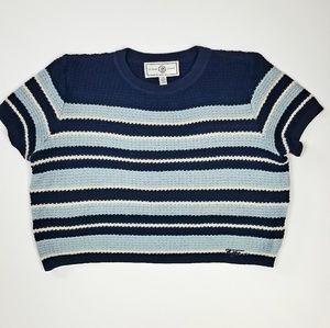 St. John Tops - Vintage St. John Sport Knit Crop Top